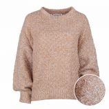 Pull long manches longues mohair laine Femme CARE OF YOU