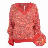 Pull long manches longues mohair Femme CARE OF YOU