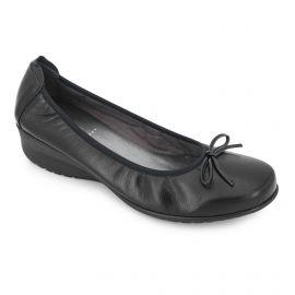Ballerine cuir garou mestizo negro t35-t41 Femme FOLIE'S marque pas cher prix dégriffés destockage