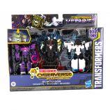 Coffret de Figurines Transformers Villains 6 ans et + HASBRO