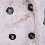 Veste bouton 11-xyq-202144 Femme EMERAUDE marque pas cher prix dégriffés destockage