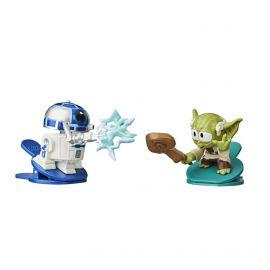 Figurines R2-D2 Yoda Chewie Star Wars Disney 4 ans et + HASBRO