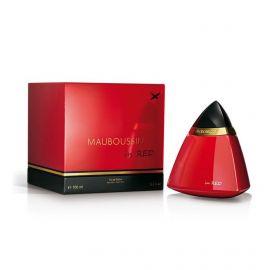 Eau de parfum In Red 100ml Femme RED MAUBOUSSIN marque pas cher prix dégriffés destockage