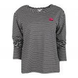 Tee shirt ml Femme TOMMY HILFIGER