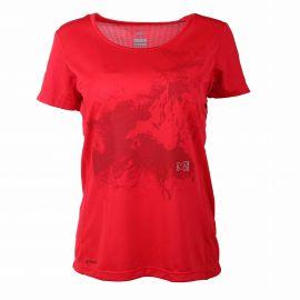 Tee shirt technique Polartec Femme MILLET marque pas cher prix dégriffés destockage