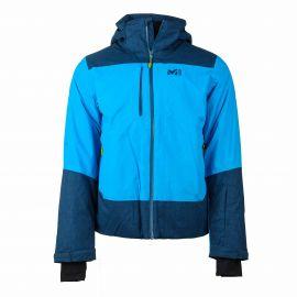 Veste de ski bleu Homme MILLET marque pas cher prix dégriffés destockage