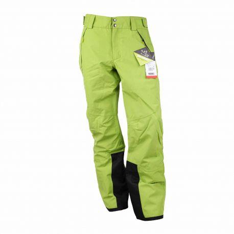 Pantalon ski vert Dryedge Homme MILLET marque pas cher prix dégriffés destockage