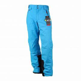 Pantalon ski bleu Dryedge Homme MILLET marque pas cher prix dégriffés destockage