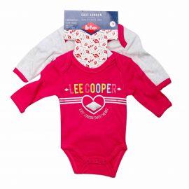 Body fille lc11324 Enfant LEE COOPER marque pas cher prix dégriffés destockage