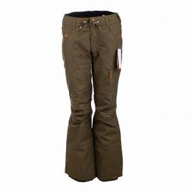 Pantalon de ski 3087 kaki Femme ROXY marque pas cher prix dégriffés destockage