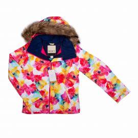 Veste de ski 3075 multicolor Enfant ROXY marque pas cher prix dégriffés destockage