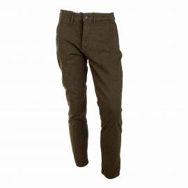 Pantalon toile 12170331 Homme JACK AND JONES marque pas cher prix dégriffés destockage