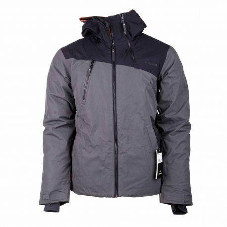 Veste de ski 4028 gris Homme EIDER marque pas cher prix dégriffés destockage