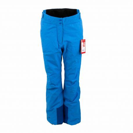 Pantalon de ski 4109 bleu Femme EIDER marque pas cher prix dégriffés destockage