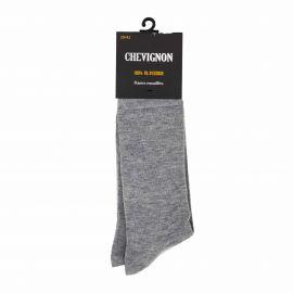 Chaussettes 100% fil ecosse chelton Homme CHEVIGNON marque pas cher prix dégriffés destockage