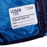 Doudoune manches longues 815-2652aa 2-7 ans Fille LOSAN