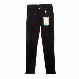 Pantalon toile 926-9654aa fille du 2 au 7 ans Enfant LOSAN marque pas cher prix dégriffés destockage