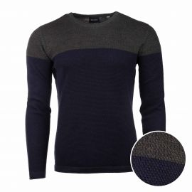 Pull over col rond 22017845 Homme ONLY AND SONS marque pas cher prix dégriffés destockage