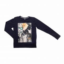 T shirt ml 13192764 Enfant NAME IT marque pas cher prix dégriffés destockage