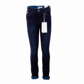 Jeans bleu fonce 13178902 Enfant NAME IT marque pas cher prix dégriffés destockage
