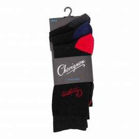 Chaussettes lot de 3 kais Homme CHEVIGNON marque pas cher prix dégriffés destockage
