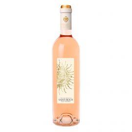 Vin rosé Saint Roch les vignes 75cl SAINT ROCH LES VIGNES