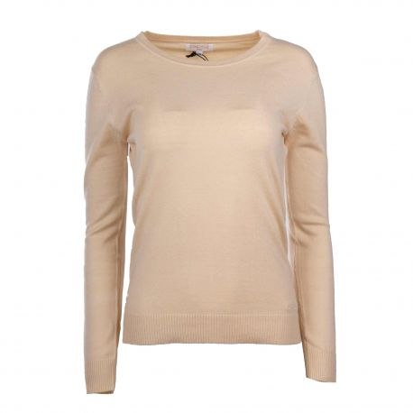 Pull col rond ml 30% cachemire paolina 3700307304890 Femme ETINCELLE