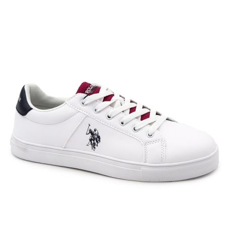 Baskets blanches Sean cd18c0425m Homme US POLO