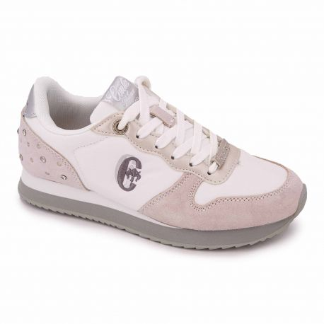 Basket blanche cf01w40725/01 Femme CONTE OF FLORENCE