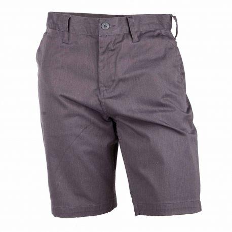 Bermuda toile straight fit Homme DC SHOES marque pas cher prix dégriffés destockage
