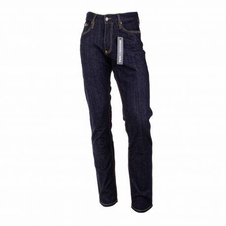 Jeans straight brut strecht Homme DC SHOES marque pas cher prix dégriffés destockage