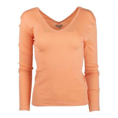 Tee shirt ml tls2025f Femme BEST MOUNTAIN marque pas cher prix dégriffés destockage