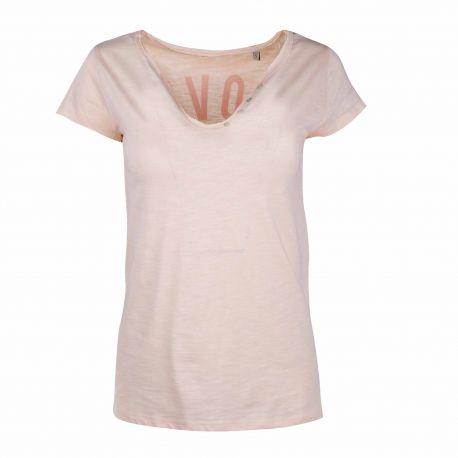 T shirt mc tcs19153f/19151f Femme BEST MOUNTAIN marque pas cher prix dégriffés destockage