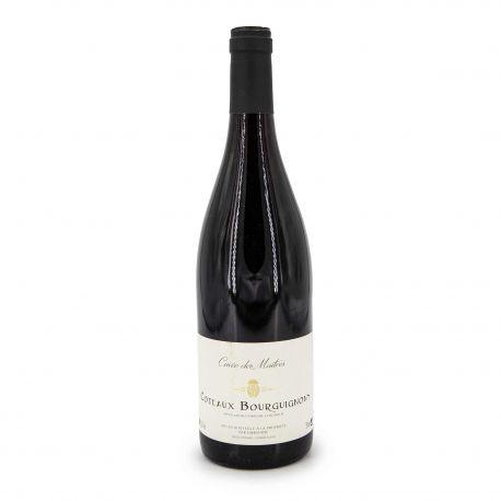 Vin rouge AOP COTEAUX BOURGUIGNONS ROUGE CUVEE DES MAITRES 75CL 12.5%