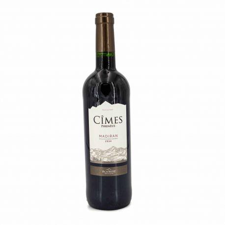 "Vin rouge Aoc madiran 2014 ""cimes pireneus"" 13% 75cl Mixte CIMES"