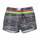 Maillot de bain Boardshort print casual grey cooll 9696 Homme WATTS marque pas cher prix dégriffés destockage
