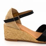 Sandales compensees vacuno nude 508/5 Femme PINAZ