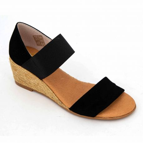Sandales compensees ante africa 521/5 Femme PINAZ