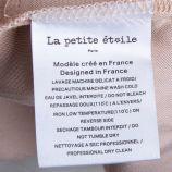 Robe ml brianna Femme LA PETITE ETOILE marque pas cher prix dégriffés destockage