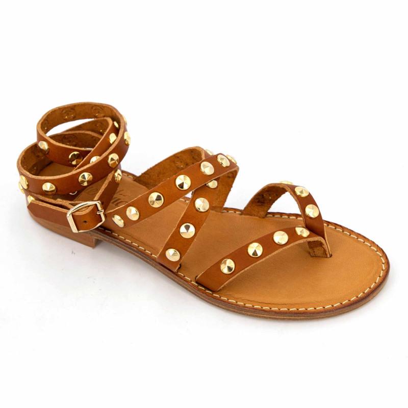 Sandale camoscio betta t 36/41 Femme SEMERDJIAN