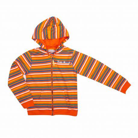 Sweat zippe Enfant LITTLE MARCEL