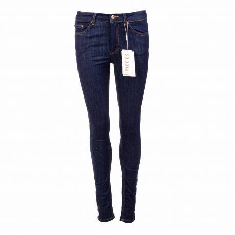 Jeans blue 17106136 Femme PIECES