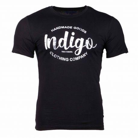 Tee-shirt mc 12195782 Homme JACK & JONES marque pas cher prix dégriffés destockage