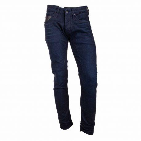 Jeans 12193401 Homme JACK & JONES marque pas cher prix dégriffés destockage