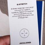 Pantalon toile 12163419 Homme JACK & JONES marque pas cher prix dégriffés destockage
