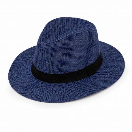 Chapeau bleu gp-hlw-19210 Femme GERARD PASQUIER marque pas cher prix dégriffés destockage