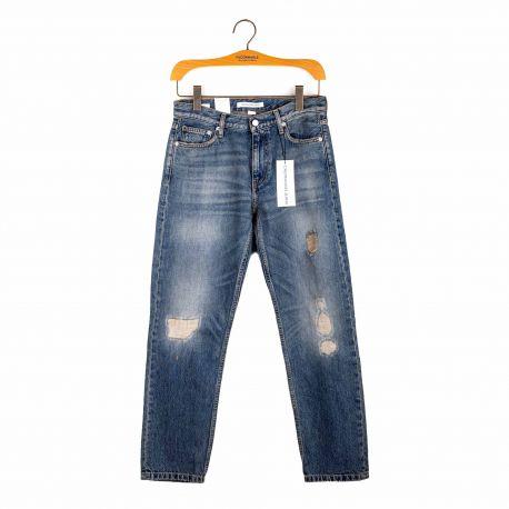 Jeans j20j209958 Femme CALVIN KLEIN marque pas cher prix dégriffés destockage