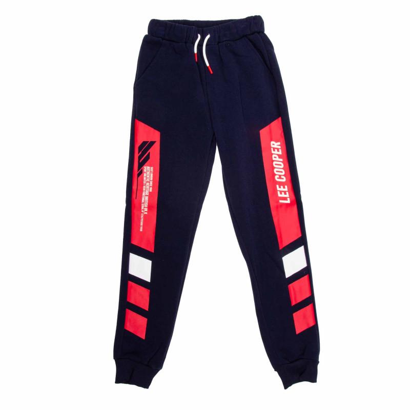 Pantalon de jogging glc17003 pant kids Enfant LEE COOPER marque pas cher prix dégriffés destockage