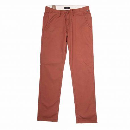 Pantalon toile Homme VANS marque pas cher prix dégriffés destockage