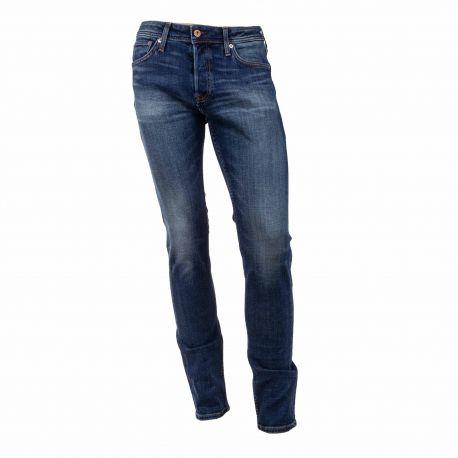 Jeans jjiglenn jjoriginal 12177416 Homme JACK & JONES marque pas cher prix dégriffés destockage